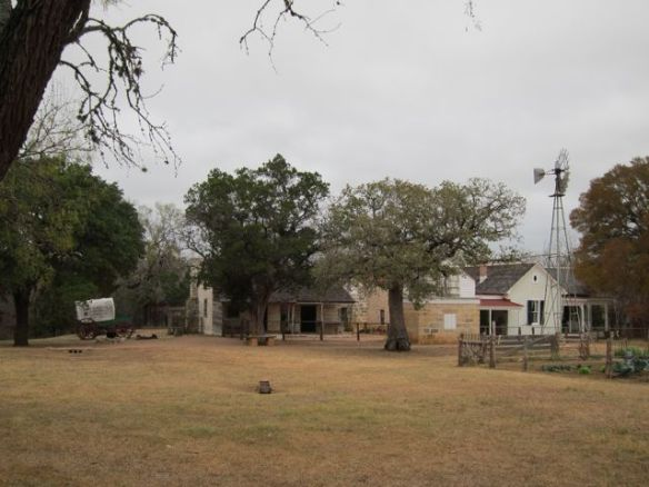 Homestead on LBJ Ranch